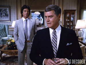 Bobby Ewing, Dallas, J.R. Ewing, Larry Hagman, Love Stories, Patrick Duffy