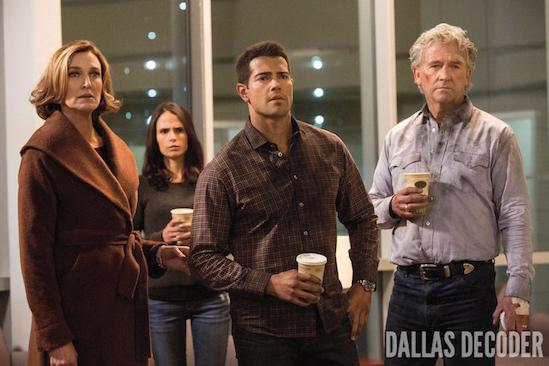Ann Ewing, Bobby Ewing, Brenda Strong, Christopher Ewing, Dallas, Dallas: The Complete Third Season, Elena Ramos, Jesse Metcalfe, Jordana Brewster, Patrick Duffy