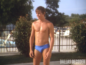 Christopher Atkins, Dallas, Peter Richards