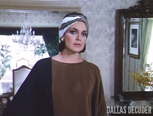 Dallas, End Game, Linda Gray, Sue Ellen Ewing