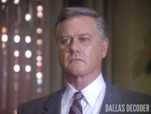 Dallas, Decline and Fall of the Ewing Empire, J.R. Ewing, Larry Hagman