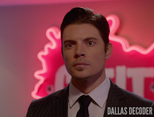 Dallas, John Ross, Josh Henderson, Victims of Love, TNT