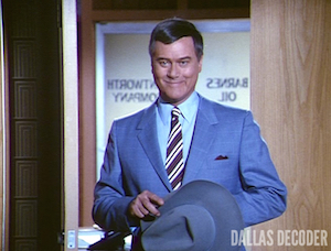 Dallas, End Game, J.R. Ewing, Larry Hagman