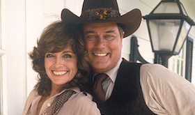 Larry Hagman 1931-2012 'Dallas' Star