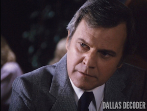 Cliff Barnes, Dallas, Ken Kercheval