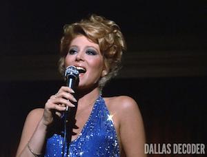 Afton Cooper, Audrey Landers, Dallas