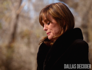 Dallas, J.R.'s Masterpiece, Linda Gray, Sue Ellen Ewing