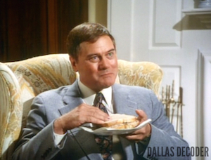 Dallas, J.R. Ewing, Knots Landing, Larry Hagman