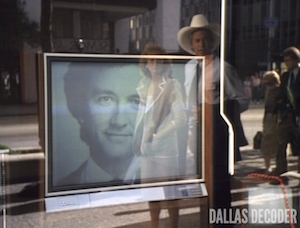Bobby Ewing, Dallas, Donna Culver Krebbs, Killer at Large, Patrick Duffy, Ray Krebbs, Steve Kanaly