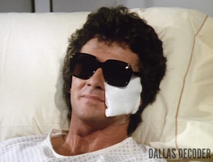 Bobby Ewing, Dallas, Killer at Large, Patrick Duffy