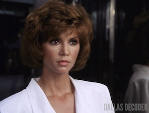 Dallas, If at First You Don't Succeed, Pam Ewing, Victoria Principal