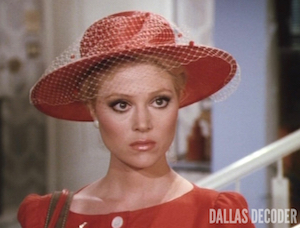 Afton Cooper, Audrey Landers, Dallas, Killer at Large