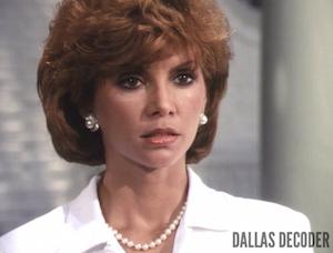 Dallas, Pam Ewing, Shadow of a Doubt, Victoria Principal