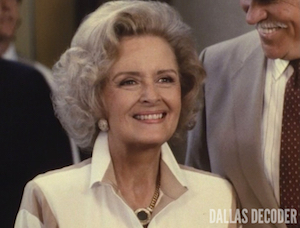 Dallas, Donna Reed, Homecoming, Miss Ellie Ewing Farlow