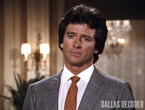Bobby Ewing, Dallas, Patrick Duffy, Shadows