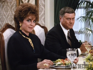 Dallas, Family, J.R. Ewing, Larry Hagman, Linda Gray, Sue Ellen Ewing