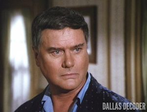 Dallas, Homecoming, J.R. Ewing, Larry Hagman
