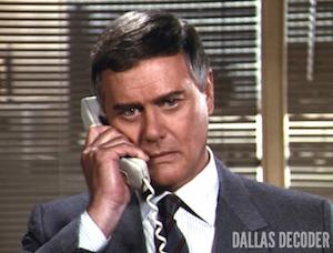 Dallas, Deja Vu, J.R. Ewing, Larry Hagman