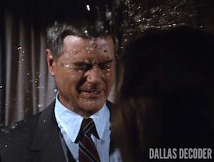 Bail Out, Dallas, J.R. Ewing, Larry Hagman