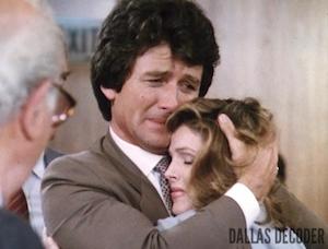 Bobby Ewing, Dallas, Jenna Wade, Patrick Duffy, Priscilla Beaulieu Presley, Verdict