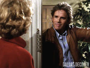 Dack Rambo, Dallas, Jack Ewing, Jenilee Harrison, Terms of Estrangement