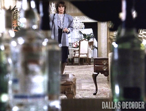 Dallas, Deeds and Misdeeds, Linda Gray, Sue Ellen Ewing