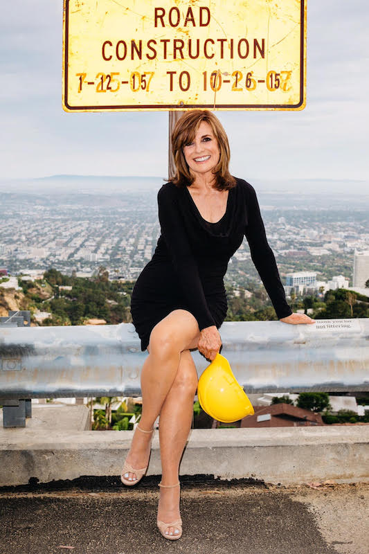 Linda Gray, Road to Happiness is Always Under Construction, Ryder Sloan