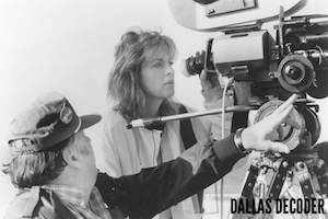 Dallas, Just Desserts, Linda Gray