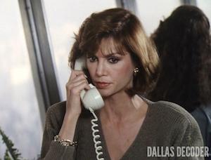 Dallas, Dead Ends, Pam Ewing, Victoria Principal