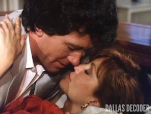 Bobby Ewing, Dallas, Deliverance, Pam Ewing, Patrick Duffy, Victoria Principal