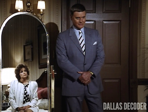 Dallas, J.R. Ewing, Larry Hagman, Linda Gray, Sentences, Sue Ellen Ewing