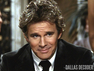 Dack Rambo, Dallas, Jack Ewing, Terms of Estrangement