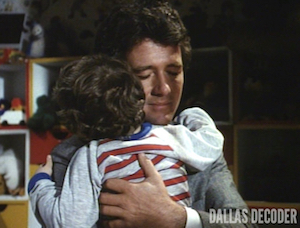 Bobby Ewing, Christopher Ewing, Dallas, Patrick Duffy, Trial and Error