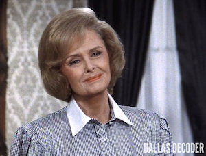 Dallas, Donna Reed, Miss Ellie Ewing Farlow