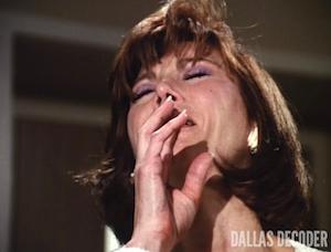 Dallas, Pam Ewing, Swan Song, Victoria Principal
