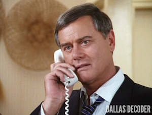 Dallas, J.R. Ewing, Larry Hagman, Swan Song