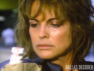 Dallas, Linda Gray, Rock Bottom, Sue Ellen Ewing