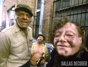 Dallas, Desmond Dhooge, Rock Bottom