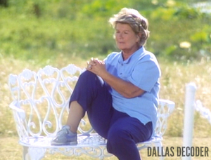 Barbara Bel Geddes, Dallas, Miss Ellie Ewing Farlow