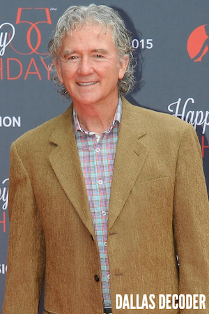 Patrick Duffy, June (Getty Images)