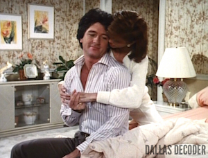 Bobby Ewing, Dallas, Pam Ewing, Patrick Duffy, Swan Song