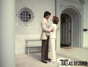 Bobby Ewing, Dallas, Pam Ewing, Patrick Duffy, Swan Song, Victoria Principal