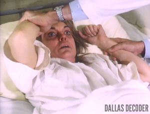 Dallas, Linda Gray, Sue Ellen Ewing, Those Eyes