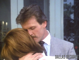 Dallas, John Beck, Mark Graison, Resurrection