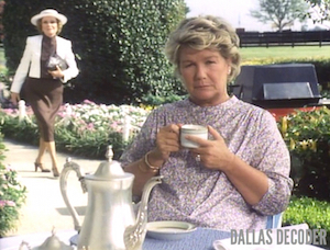 Barbara Bel Geddes, Dallas, Martha Scott, Mothers, Patricia Shepard