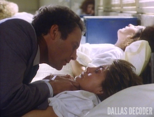 Dallas, Dusty Farlow, Jared Martin, Linda Gray, Those Eyes
