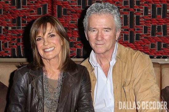 Dallas, Linda Gray, Patrick Duffy