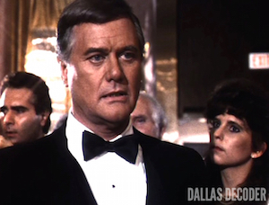 Dallas, J.R. Ewing, Larry Hagman, Wind of Change