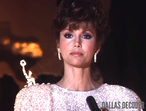 Dallas, Pam Ewing, Victoria Principal, Wind of Change