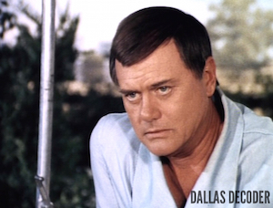 Dallas, J.R. Ewing, Larry Hagman, Who Shot J.R.?